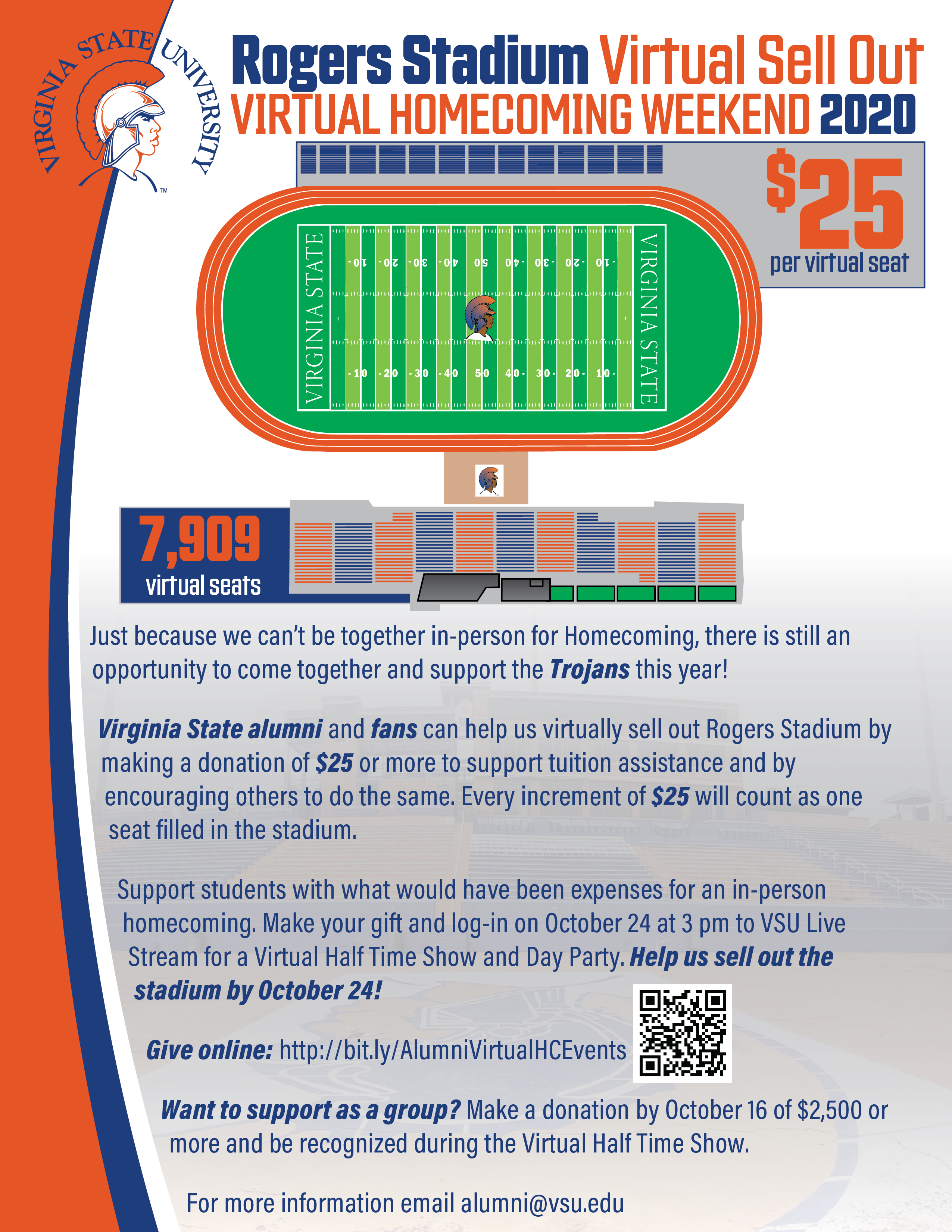 Rogers Stadium Virtual Sellout
